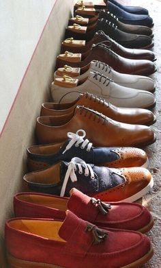 Fashion Men's Shoes on the Internet. Casual Shoes. #menfashion #menshoes #menfootwear @ http://www.pinterest.com/alfredchong/fashion-mens-shoes/