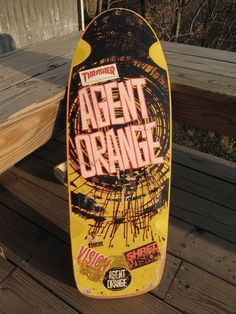 pretty sure my brother had this exact looking skateboard Vision Skateboards, Old School Skateboards, Vintage Skateboards, Complete Skateboards, Cool Skateboards, Skateboard Design, Skateboard Decks, Skateboard Pictures, Skate And Destroy
