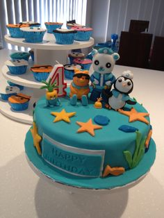 35 Best Octonauts Images Ideas For Birthday Party