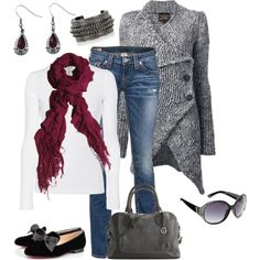 Casual Weekend, created by smores1165 on Polyvore