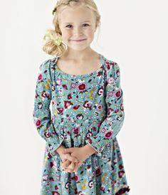 Painterly Lap Dress (PBN) - 6