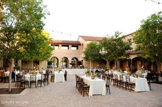 Wedding Reception Details. Venue: Serra Plaza. Orange County Destination Wedding Photography Blog | Gavin and Erin Wade » Husband and Wife