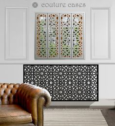 ISLAMIC-black-laser-cut-cover-with-islamic-security-laser-cut-metal-shutters – laser cut screens for architectural and home interiors