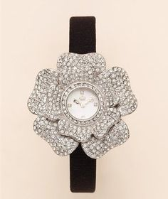 Lady Flower Watch by Juicy Couture