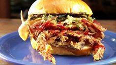 Food Paradise: San Francisco's Adam's Grub Truck serves a tasty, deep-fried soft shell crab.