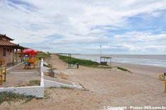 Praia de Manguinhos, São Francisco de Itabapoana (RJ)