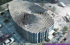 WORLD TOURISM: Unbelievable and Amazing Fingerprint Building Thailand