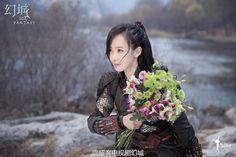 """Victoria Song in chinese """"ICE Fantasy"""" drama"""