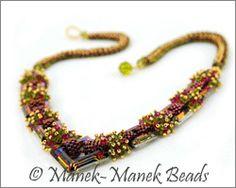 Parisian Nights by Manek-Manek Beads - Jewelry | Kits | Beads | Patterns