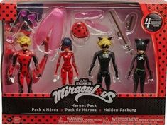 Includes: Misterbug, Ladybug, Chat Noir, Ladynoire and other accessories Best Couples Costumes, Costumes For Women, Doll Toys, Barbie Dolls, Miraculous Ladybug Toys, Hello Kitty Rooms, Los Miraculous, African Dresses For Kids, Miraculous Wallpaper