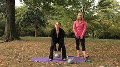 Basic Kettle Bell Workout!