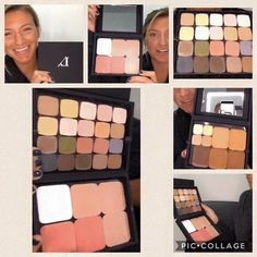 Limelight by Alcone is coming out with their very own Limelight double decker magnetic Pallet #zpallet
