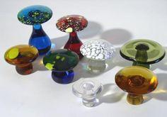 viking glass   Blenko and Viking Glass Mushrooms
