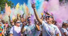 Festival on the Bay Petoskey YMCA Color Fun Run | August 20th, 2016