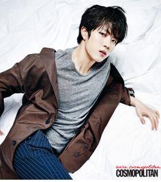 Sung Yeol Infinite F - Cosmopolitan Magazine January Issue '15