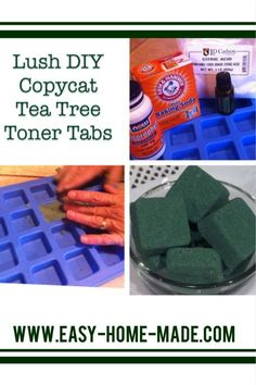 steam clean your pores and blemishes naturally with melaleuca essential oil-- Toner Tabs LUSH Cosmetics copycat recipe www.onedoterracommunity.com https://www.facebook.com/#!/OneDoterraCommunity