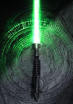 Cosplay green lightsaber, lightsaber colors, lightsaber drawing, reys new lights. Star Wars Fan Art, Star Wars Cute, Star Wars Jedi, Lego Star Wars, Star Trek, Darth Revan, Darth Vader, Images Star Wars, Star Wars Pictures