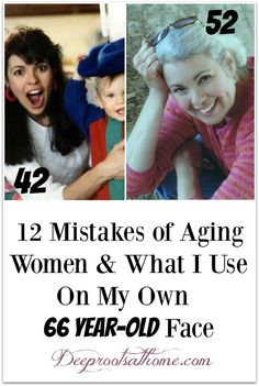 Mistakes Of Aging Women & What I Use On My Own Maturing Face 12 Mistakes Of Aging Women & What I Use On My Own Maturing Face. Me at 42 and 12 Mistakes Of Aging Women & What I Use On My Own Maturing Face. Me at 42 and Bunions are common problem, and. Anti Aging Cream, Anti Aging Skin Care, All Natural Skin Care, Natural Hair Styles, Natural Beauty, Old Faces, Healthy Aging, Aging Gracefully, Facial Hair