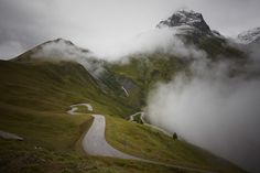 alpine roads