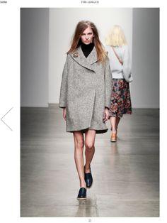 cocoon coat:)