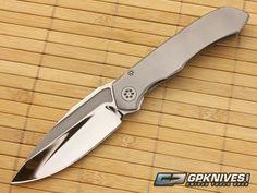Microtech Marfione Custom Anax High Polish Elmax #12
