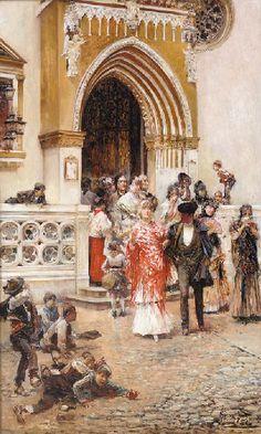 José García Ramos - Una boda española