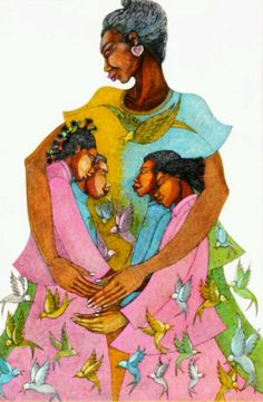 Our Legacy by Charles Bibbs: I just love his work.                                                                                                                                                                                 More
