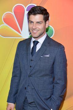 David Giuntoli Photos: NBC Upfront Presentation