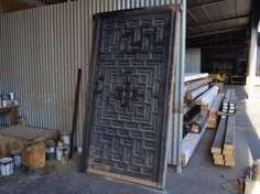 Puertas de madera antiguas en ciudad real vibbo - Puertas antiguas segunda mano ...
