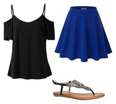 """""""💋"""" by amayagrady on Polyvore featuring Doublju and Avenue"""