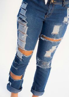 Tapered & Distressed diy. If interested DM me on Instagram @its_uniquely_made Fashion Outfits, Denim, Jeans, Fitness, Instagram, Fashion Suits, Dressy Outfits, Denim Pants, Denim Jeans