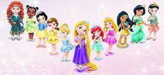 imagens das princesas como anime - Pesquisa Google