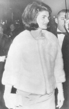 """Jacqueline Kennedy Onassis, (née Jacqueline Lee """"Jackie"""" Bouvier; pronounced /ˌˈdʒækliːn ˈliː ˈbuːvieɪ/;[1] July 28, 1929 – May 19, 1994), was the wife of the 35th President of the United States, John F. Kennedy, and First Lady of the United States during his presidency from 1961 until his assassination in 1963.❁❤✾❤✽❤✽❤✾❤❁ http://en.wikipedia.org/wiki/Jacqueline_Kennedy_Onassis"""