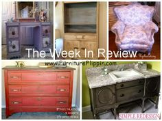 Another Week Of Amazing Furniture Flips Featured On Furniture Flippin'