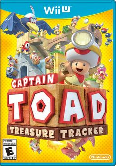 Justin forgot to add this to his list.  He definitely wants this. AmazonSmile: Captain Toad: Treasure Tracker: Video Games