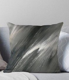 Excited to share this item from my shop: Icing Luxury Throw Pillow Accent Pillows, Floor Pillows, Throw Pillows, Luxury Home Decor, Luxury Homes, Neutral Gray Paint, Luxury Throws, The Perfect Touch, Paint Designs