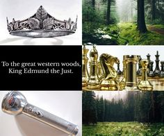 astraera: Once a king or queen of Narnia, always a king or queen.