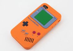 iPhone 4 Gameboy Style Silicone Case