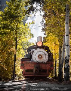 Colorado Historic Sites, Denver Scenic Railroad | Georgetown Loop Railroad