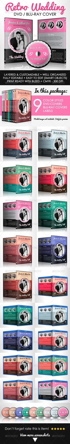 1000 images about amazing wedding print templates on pinterest retro weddings cd cover and. Black Bedroom Furniture Sets. Home Design Ideas