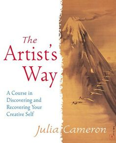 The Artist's Way: A Course in Discovering and Recovering Your Creative Self von Julia Cameron http://www.amazon.de/dp/0330343580/ref=cm_sw_r_pi_dp_WEPAwb17F3ZXX
