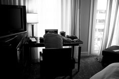 Fail Asleep @Sofitel Beverly Hills