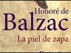La piel de Zapa Balzac Honore De AUDIO LIBRO COMPLETO EN ESPAÑOL LIBRO P...