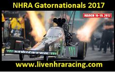 NHRA Gatornationals stream live