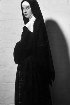 The Nun's Story, Audrey Hepburn, 1959 Audrey Hepburn Poster, Audrey Hepburn Born, Audrey Hepburn Photos, The Nun's Story, Bride Of Christ, My Fair Lady, British Actresses, Portraits, Beautiful People