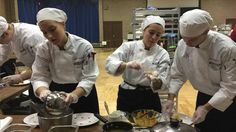 High school chefs compete in honor of competitor who died from breast cancer - www.kmtv.com