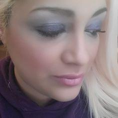 We were swept away by ITgirl @lipstick_fairy's CLASSIC smokey beautylook! Love it? Like it!