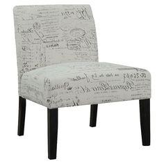 Slipper Chair $155.99 by Wayfair