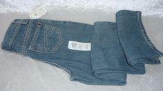 SO Girls Boot Leg Jeans Medium Wash Cotton size 14 Slim NEW  14.99 http://www.ebay.com/itm/263205451584