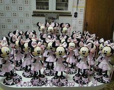 Encomenda Festa da Minnie - Rafaella